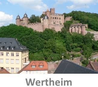 Hotels & Sehenswürdigkeiten • Wertheim Village